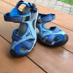 Clots sport sandal blue